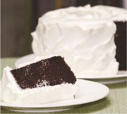 シフォン ケーキ チョコレート