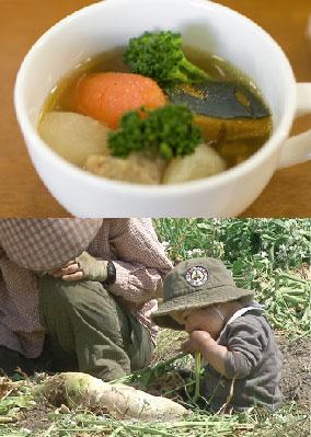 野菜嫌いの子供に食べてもらいたい。